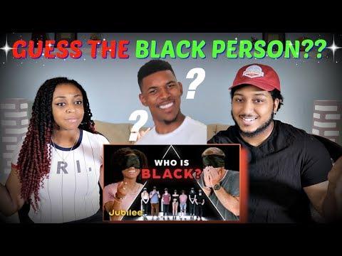 "Jubilee ""6 White People vs 1 Secret Black Person"" REACTION!!!"