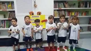 Dia da Poesia na Educação Infantil