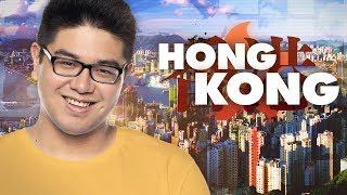 HONG KONG!  - LE RIRE JAUNE