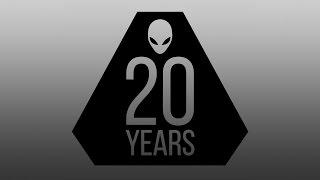 Wil je horen wat Alienware gebruikers zeggen over 20 Year of Gaming