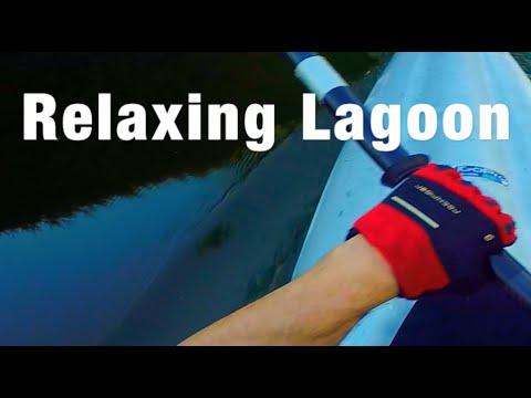Video Rilassante per soddisfare la vista - Kayak