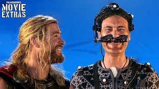 Thor: Ragnarok - Funniest Filming Moments with Taika - Video Youtube