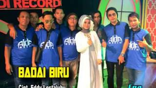 Ega DA2 - Badai Biru (Official Music Video)