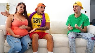 Telling My Best Friend i Got His Girlfriend PREGNANT... (i