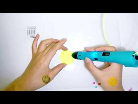 3D Pen Popsicle