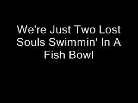 Pink Floyd-Wish You Were Here (Lyrics)