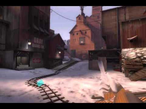 TF2 - Spy - Triplecrossed attempt 3/3