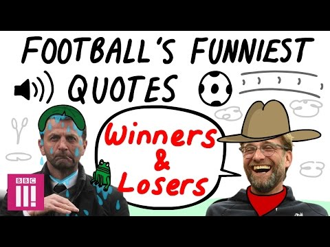 Football's Funniest Quotes: The Game's Biggest Winners and Losers video thumbnail