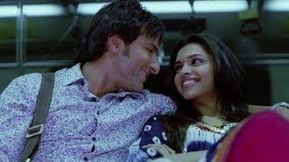 Saif Ali Khan with his girl friend | Love Aaj Kal - YouTube