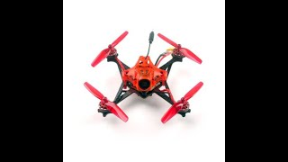 Eachine RedDevil V2 105mm 2-3S FPV Racing Drone Whoop PNP/BNF Crazybee F4 PRO Caddx EOS2 5.8G 25~200
