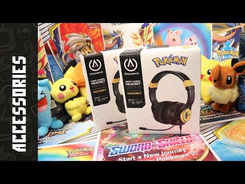 POKÉMON GAMING HEADSET: Silhouette Pikachu! | GamingCollection