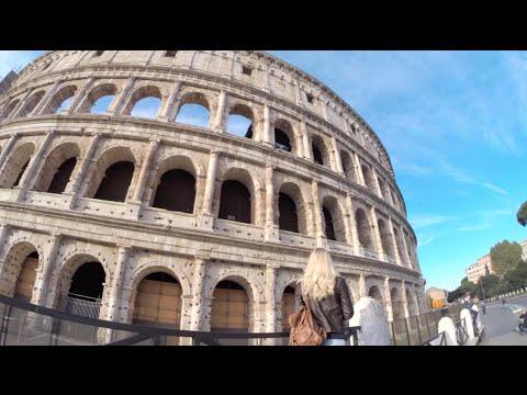 EPIC ITALY GoPro Travel Video! – VENICE & ROME