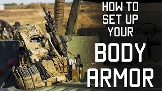 How to set up your body armor | Special Forces Techniques | Tactical Rifleman