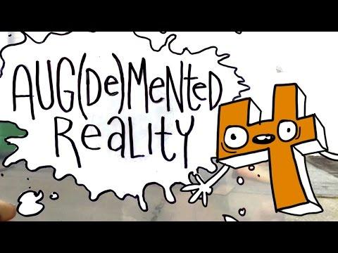 hqdefault - Aug(De)Mented Reality 4, una curiosa y divertida animacion