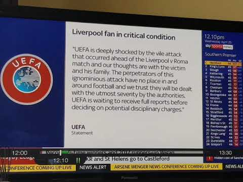 LFC should be banned from Europe
