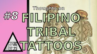 Filipino Tribal Tattoos - Agos The Flow #8