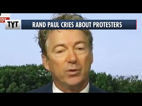 Rand Paul's MELTDOWN Shows He Doesn't Believe In Democracy
