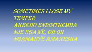 AMANDA BLACK NDIZELE WENA#LYRICS
