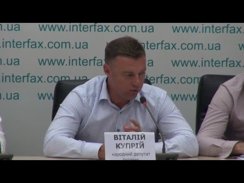 Interfax-Ukraine to host press conference 'Pressure on Small and Medium-sized Businesses in Ukraine by Law Enforcement Agencies: Corruption in Children's Food Business in Educational, Medical institutions in Kyiv, its Region'