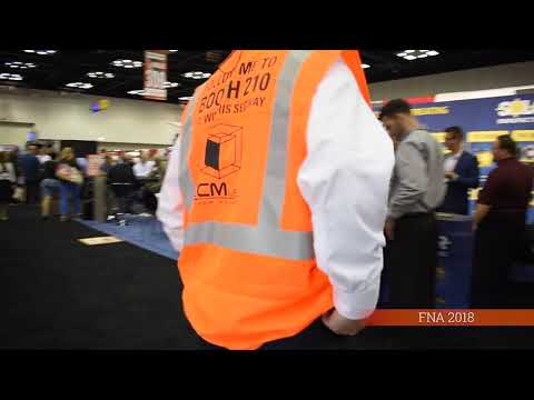 [Video] ECM USA @ FNA 2018