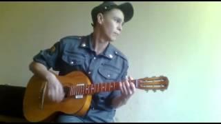 Песня под гитару - Я солдат ВВ РФ