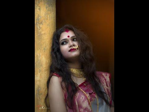 Bajlo Tomar Alor Benu | By Suchismita Bairagee | Full Music Video | Mahalaya Special
