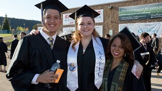 Fort Lewis College Spring Commencement 2016 - Afternoon Ceremony