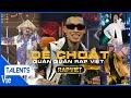 Hành trình trở thành Quán quân của DẾ CHOẮT | Rap Việt 2020