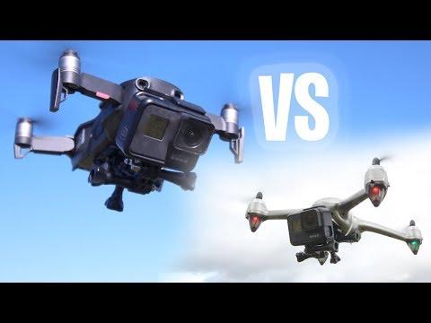 gopro-hero7--mavic-air--vs--$100-drone--results