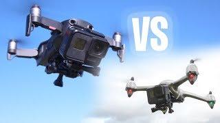 GoPro Hero7 + Mavic Air - VS - $100 Drone = RESULTS!