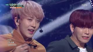 뮤직뱅크 Music Bank - DRAMA - BLANC7(블랑세븐).20180928