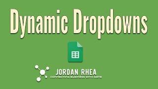 Multi-DropDown DataValidation