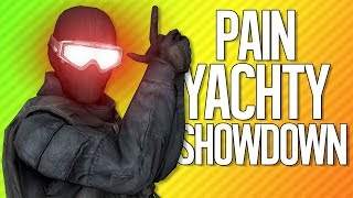 PAIN YACHTY SHOWDOWN | Rainbow Six Siege