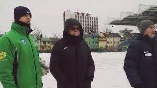 Film do artykułu: Nowy piłkarz na testach w...