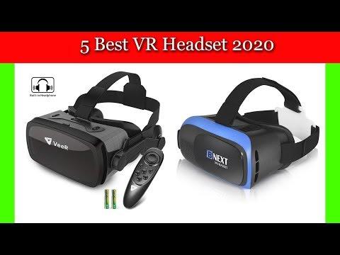 5 Best VR Headset 2020