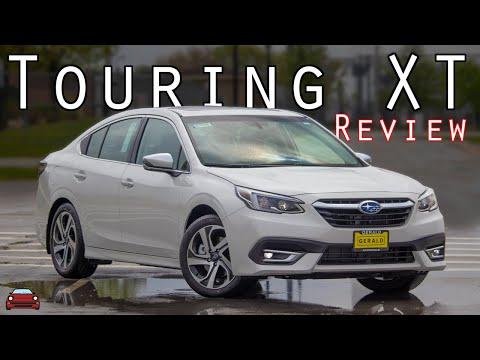 2021 Subaru Legacy Touring XT Review - A $40,000 LUXURY Sedan!