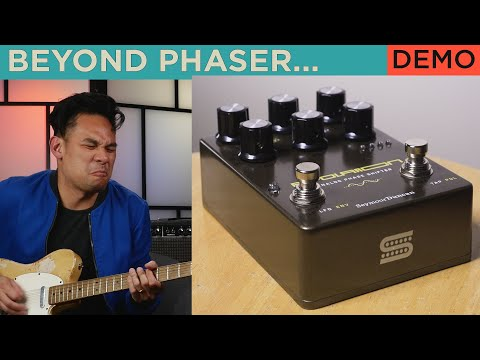 I Never Played A Phaser That Did This... | Seymour Duncan Polaron