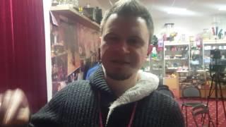 Отзыв Владимира Федорова о прохождении тренинга для артистов (г.Тверь)