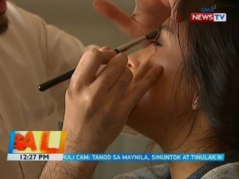[GMA]  'Barely there' makeup look, patok ngayong holiday season