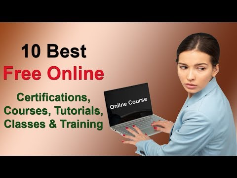 Free Online Courses with Certificates | Training Courses| PA ...