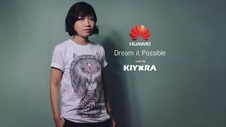 Kiyora - Dream it Possible Cover (Huawei Singing Competition)