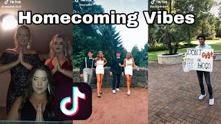 Homecoming TikTok Compilation    Transformations, Hocoproposals, And More!!