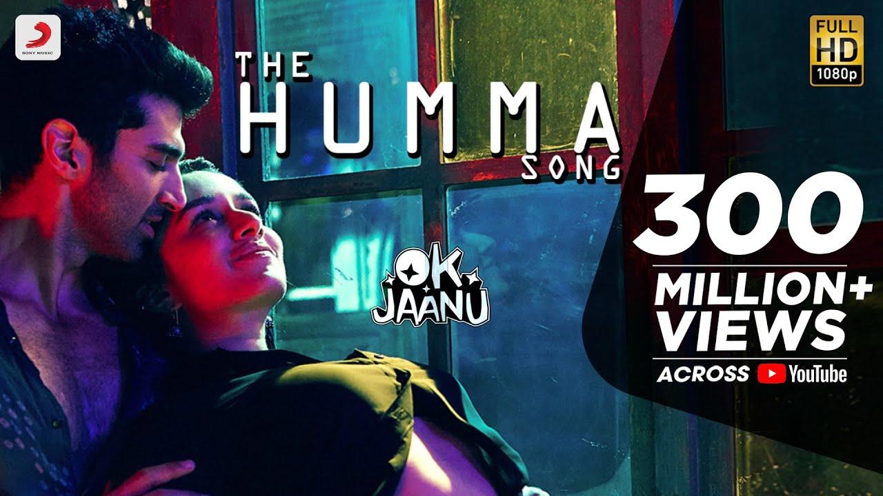 The humma song lyrics - Jubin Nautiyal & Shasha tirupati