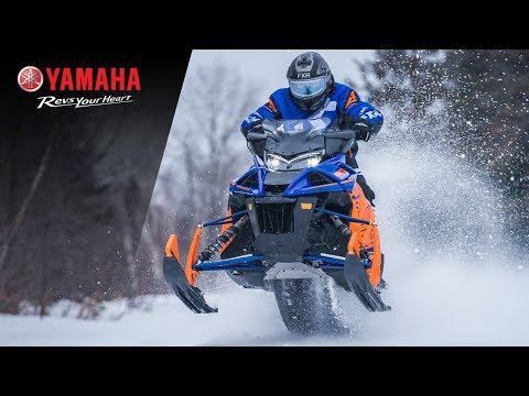 2020 Yamaha Sidewinder L-TX SE in Speculator, New York - Video 1