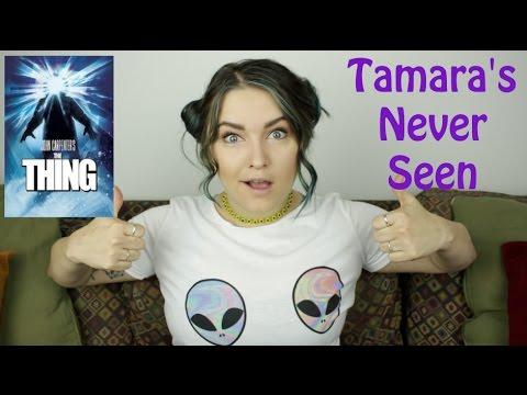 The Thing - Tamara's Never Seen