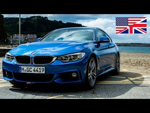 2014 BMW 428i Gran Coupe (F36) - Start Up, Exhaust, Test Drive, and In-Depth Review (English )