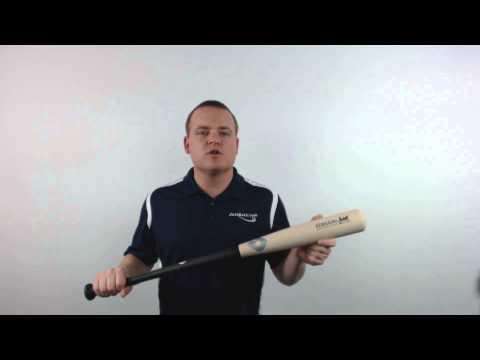 DeMarini Pro Maple Wood Baseball Bat: DX243 Adult