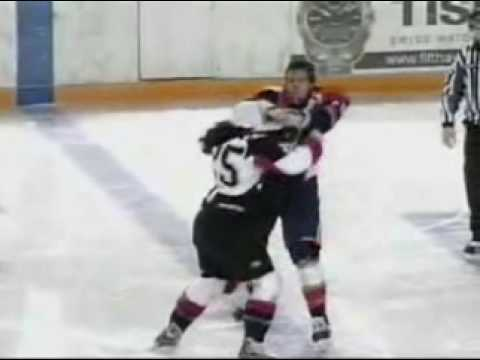 Zak Stebner vs. Tyler Halliday