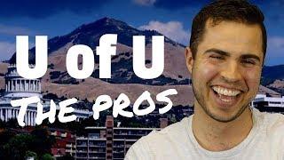 U of U: Top 10 reasons to attend the University of Utah