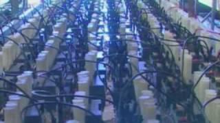 Akkutron AGM Batterie Produktion